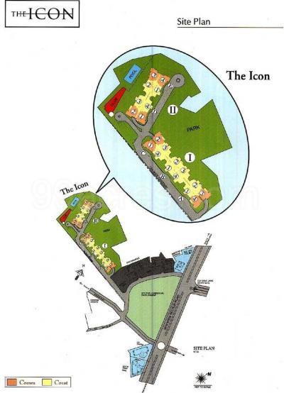 Dlf The Icon Resale 35 Flats For Resale In Dlf The Icon Dlf City Phase 5 Gurgaon